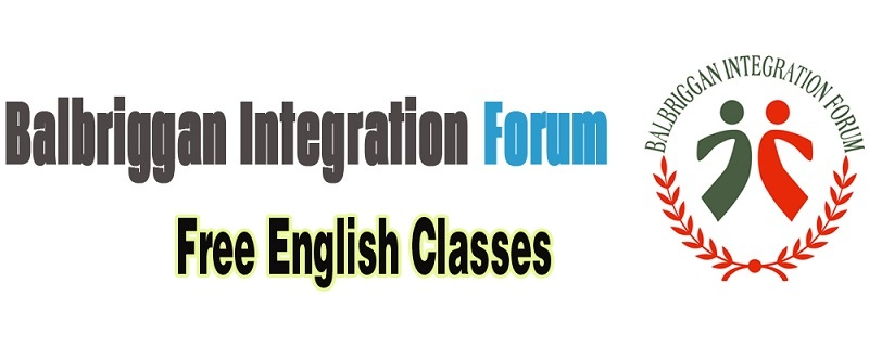Balbriggan Integration Forum BIF Free English Classes