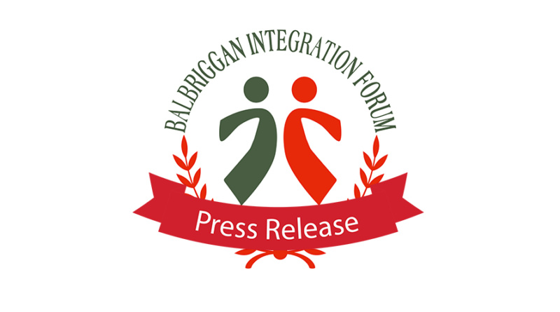 balbriggan integration forum bif press release